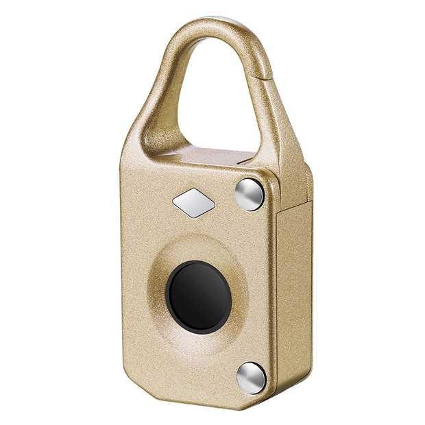 箱包指纹锁 旅行箱包指纹锁 背包锁锁