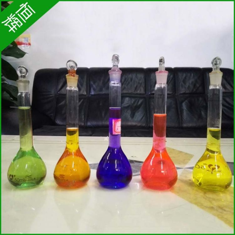 厂家直销 纳米高透明色精 油性荧光进口水性色精