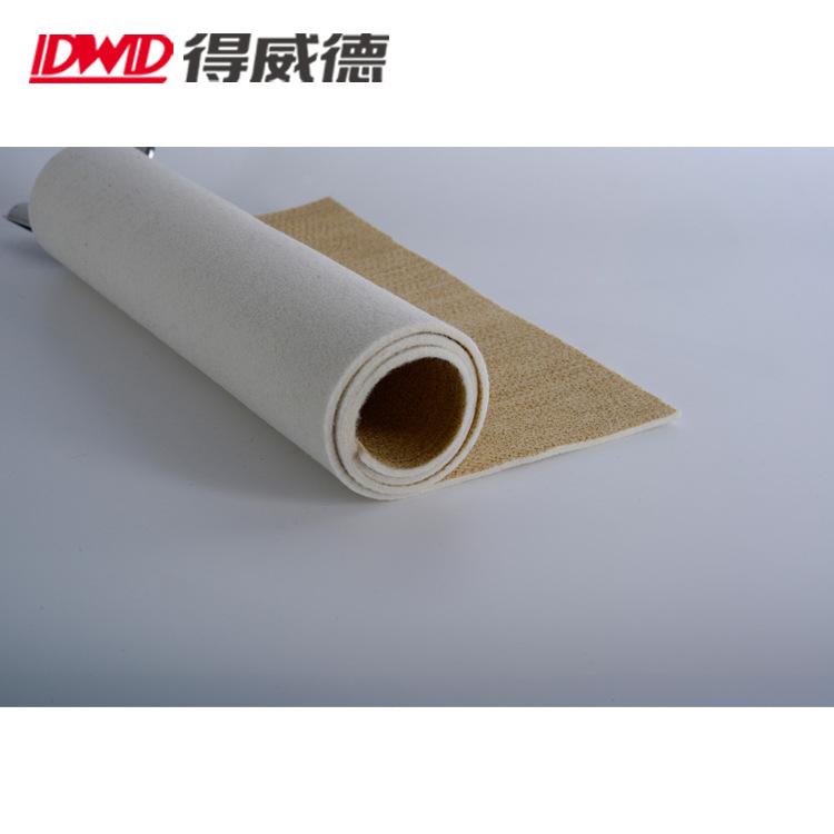 芳纶无纺布高温烘箱专用 烧毛覆膜压光 耐高温隔热保温 厂家直销