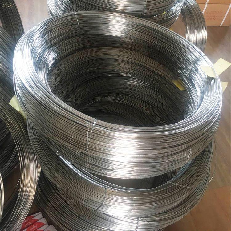 供应Cr20Ni80 镍铬丝 电热丝 电阻丝镍铬丝 镍铬电热丝 厂家直销