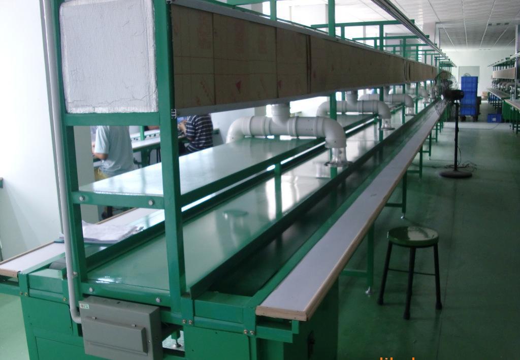 厂家供应涂装皮带流水线 组装生产流水线 皮带线 长条流水线