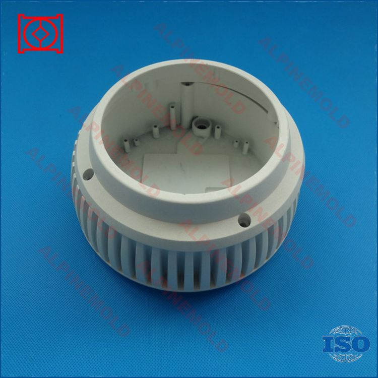 深圳铝合金产品 摄像头铝合金外壳 安防电子眼外壳开模安防摄像头