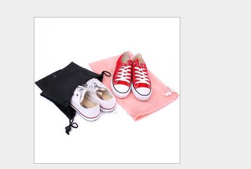 内衣包装袋 时尚束口袋 布类包装袋批发