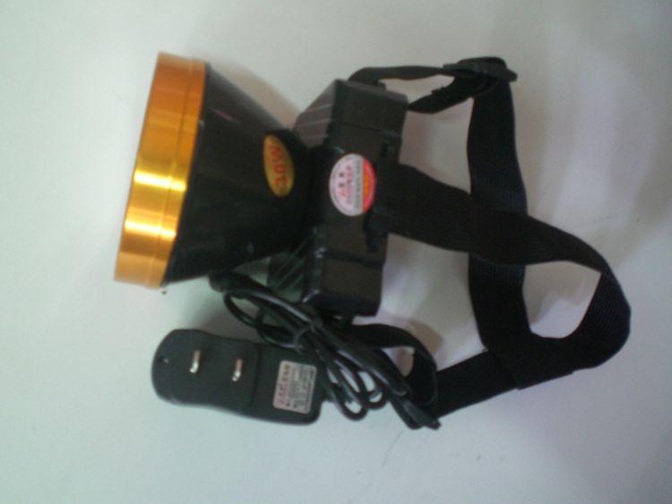 厂家批发直销星展XZ-511-30W超亮LED锂电池头灯,欢迎选购。