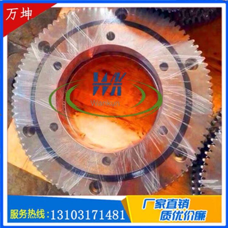 工程机械设备配件 小型回转支撑转盘轴承 各种规格回转支承轴承