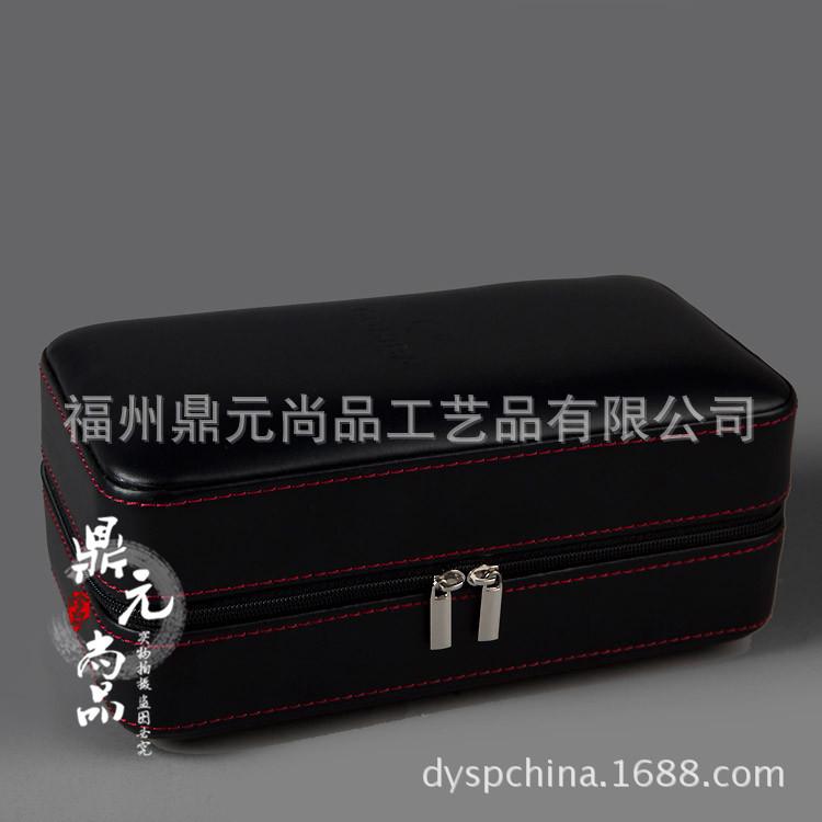 高希霸COHIBA 皮质雪松木内衬雪茄保湿盒  雪茄盒