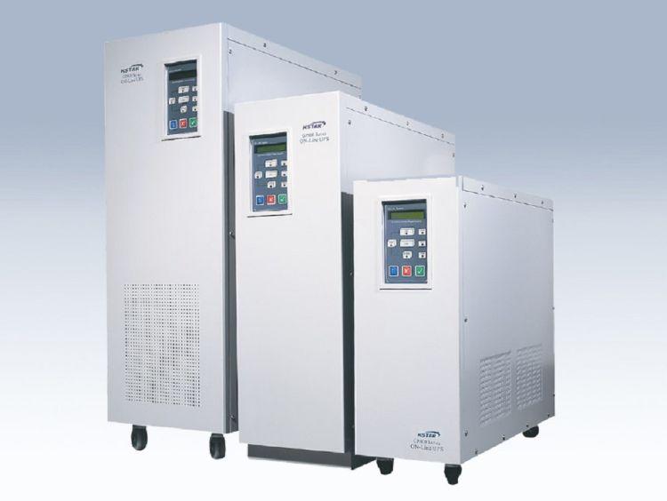 科士達UPS電源 科士達GP801S 在線工頻機1KVA負載800W單進單出內置電池
