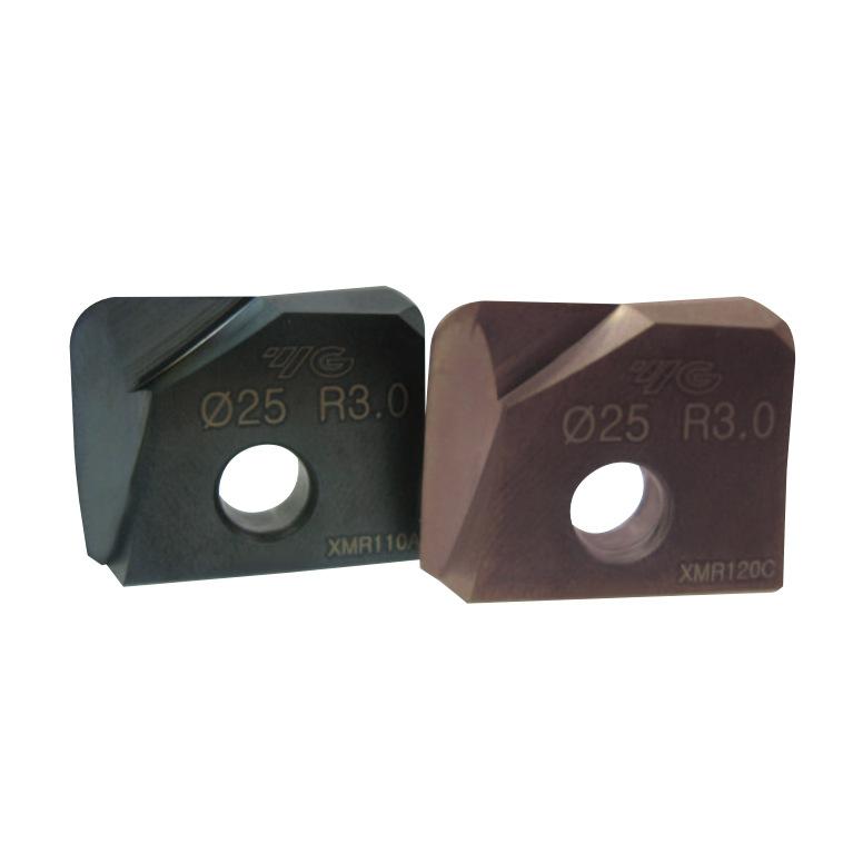 韩国YG数控刀片XMR110/120圆弧角型刀片进口数控车床刀具