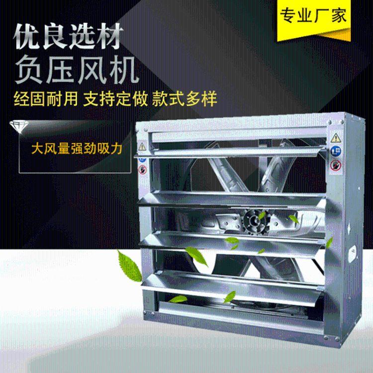 通风排气换气扇负压风机工业排气扇大功率强力抽风机排风扇包安装