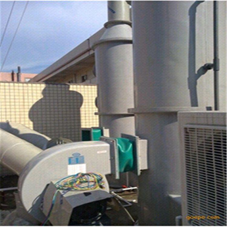 广东东莞洗涤塔厂家 喷淋塔除臭设备 喷涂废气处理设备 PP净化塔