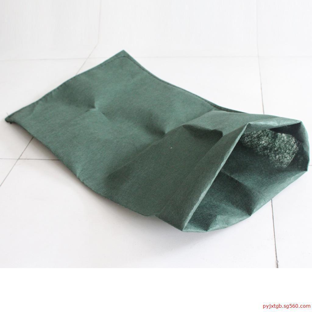 梧州聚乙烯环保生态袋 生态膜袋绿化工程 环保绿色无纺布批发