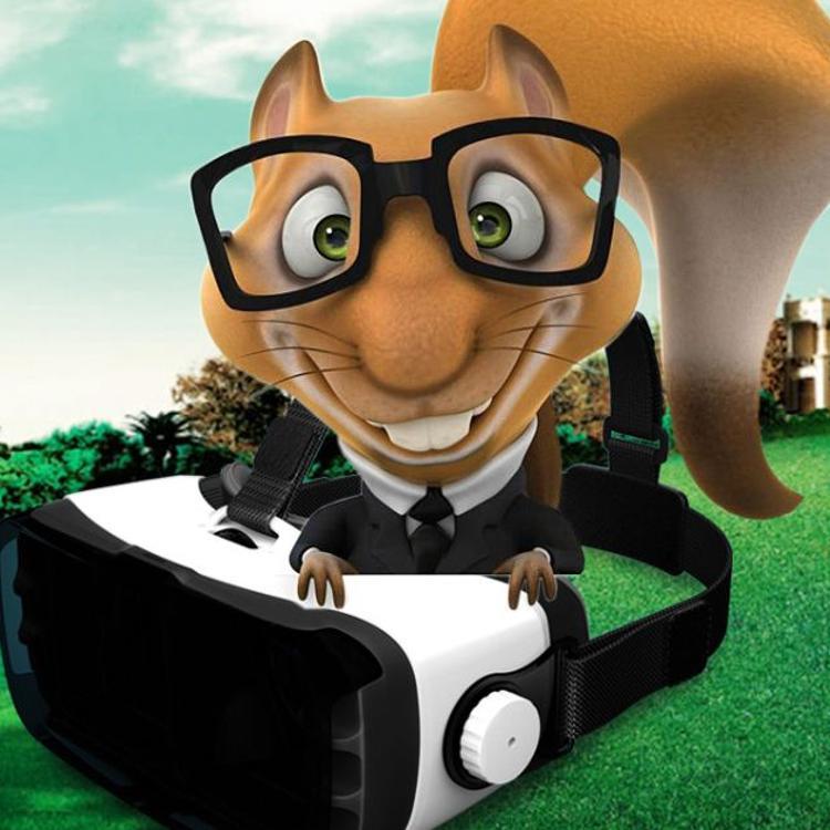 厂家直销vr眼镜3D手机虚拟现实头盔智能暴风魔镜立体box批