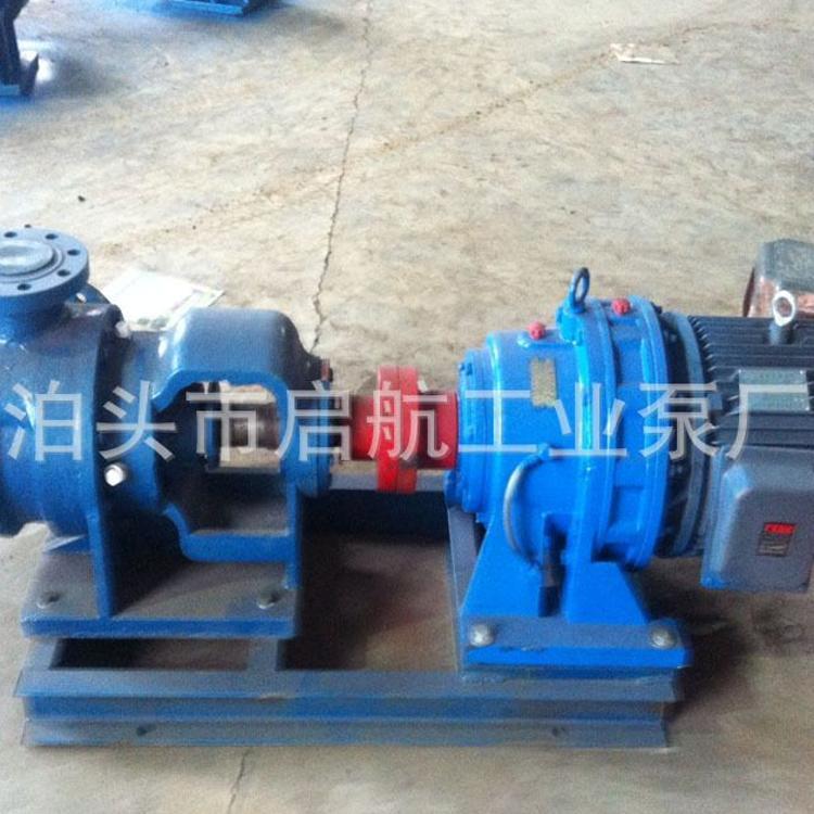 玻璃胶 结构胶专用泵NYP高粘度转子泵厂家直销