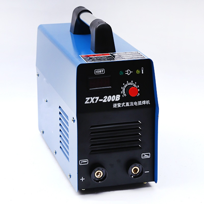 现货供应蚁皇zx7-200工业型焊机逆变直流焊机便捷工业家用电焊机