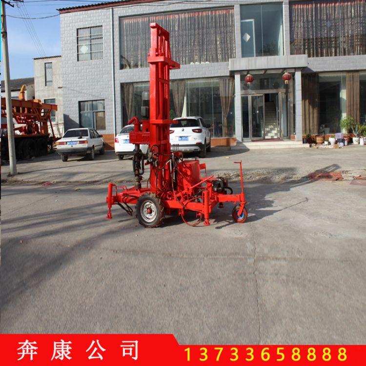 地源热泵钻机 深孔钻井机 小型钻井设备 勘探钻机