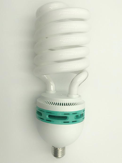 E27专业摄影灯泡   5500k三基色 150W柔光箱摄影棚专用配件
