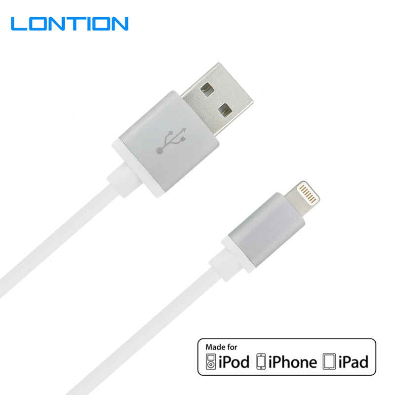 MFI认证厂家iPhone Ipod Ipad手机平板充电数据线 HUB扩展坞