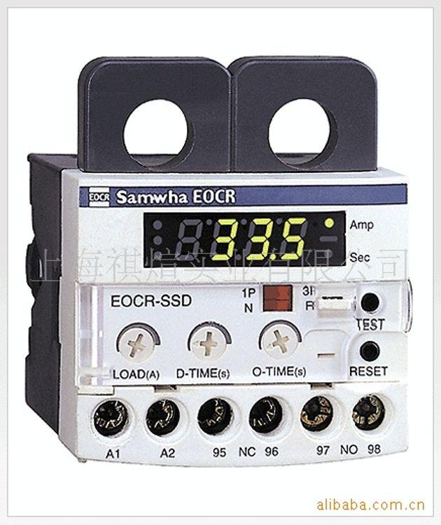 韩国施耐德EOCR电动保护器