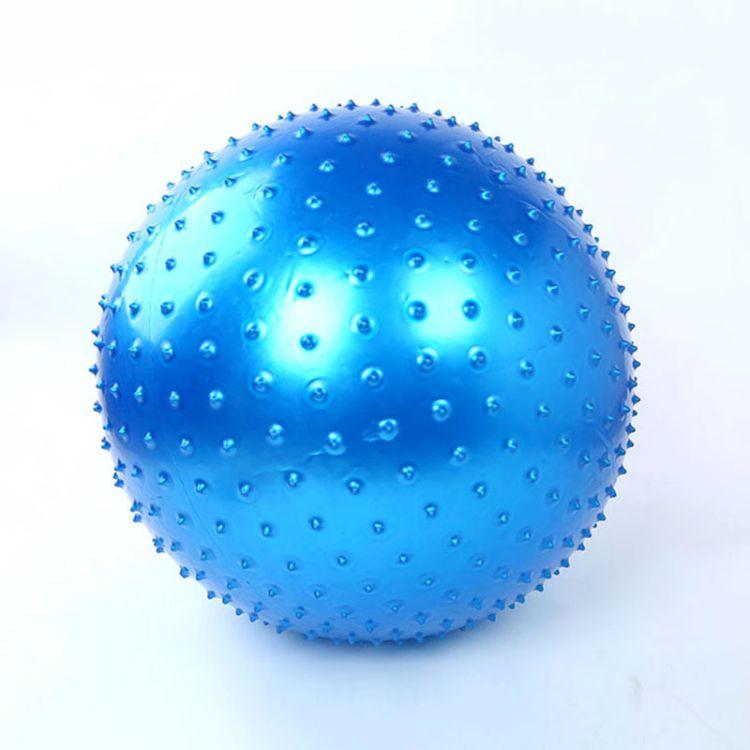 65CM带刺按摩点球瑜伽球巴士球瑜珈球健身球儿童玩具平衡一件也发
