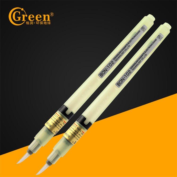 助焊笔 厂家批发BON-102助焊笔 日本原装邦可(BONKOTE)助焊笔