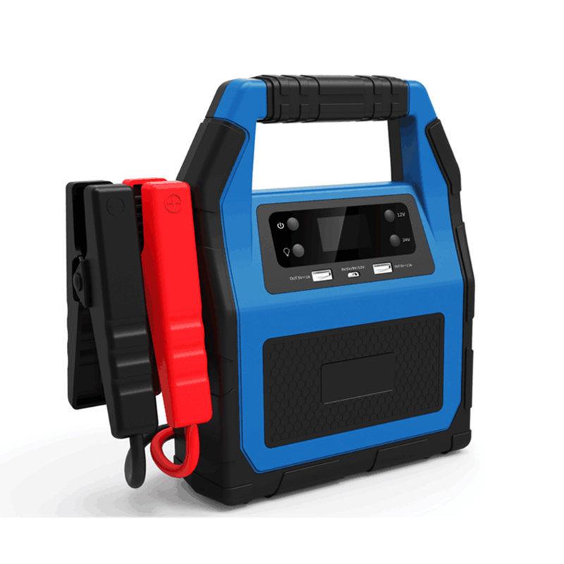 car jump starter 12v/24v 多功能汽车应急启动电源OEM厂家