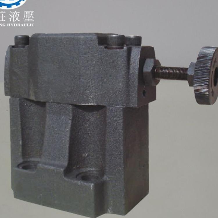 现货批发供应液压元件电磁溢流阀调压阀SBSG-03注塑机配件厂家