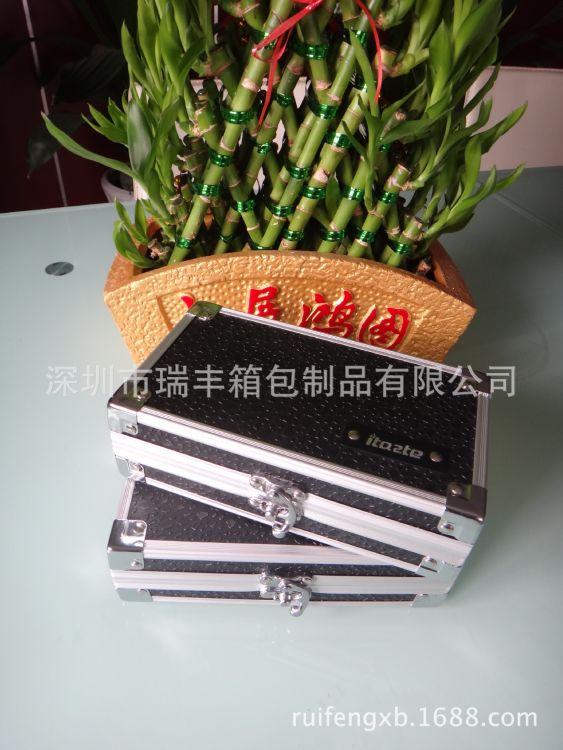 134加特林电子烟盒 铝合金烟盒 可贴铭牌LOGO 交货快质量保证