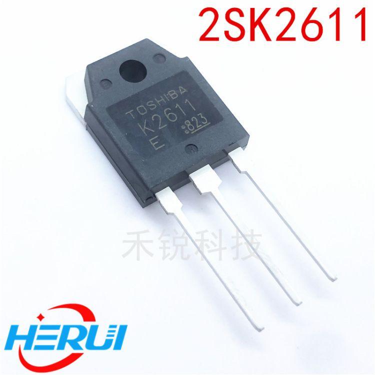 现货供应 2SK2611 9A900VTO3P 电焊机场效应管 MOS场管