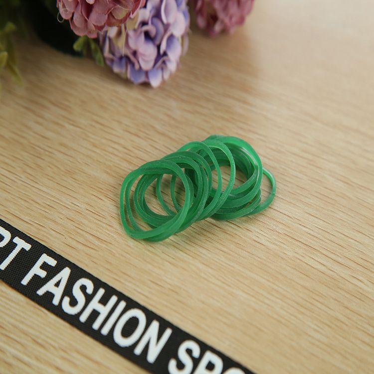 厂家直销越南越意VYR25x1.3绿色橡皮筋橡胶圈橡皮圈牛皮筋环保