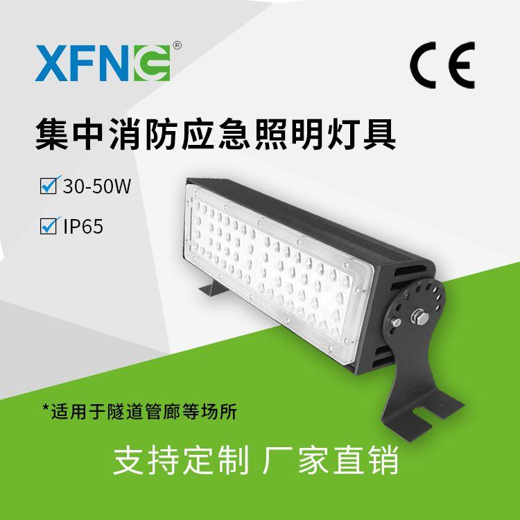 星孚智创 集中电源型 铁路隧道 LED消防应急照明灯具 30W IP65