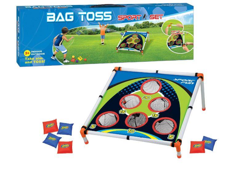 新品供应 休闲运动沙包板/扔沙包儿童益智体育玩具