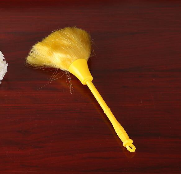 黄色佛堂扫佛像寺庙打扫付款掸子清洁用具批发供奉扫尘吸灰尘除尘