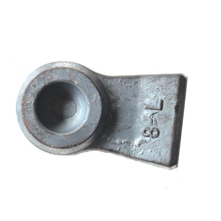 超山厂家供应农机配件专用板头 多种活节螺栓农机吊环可定制