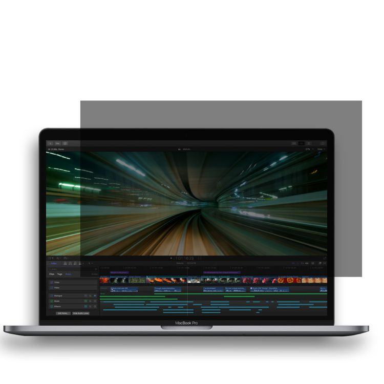 苹果MacBook专用贴膜 13.3寸屏幕保护高清 磨砂防窥膜 屏幕保护膜