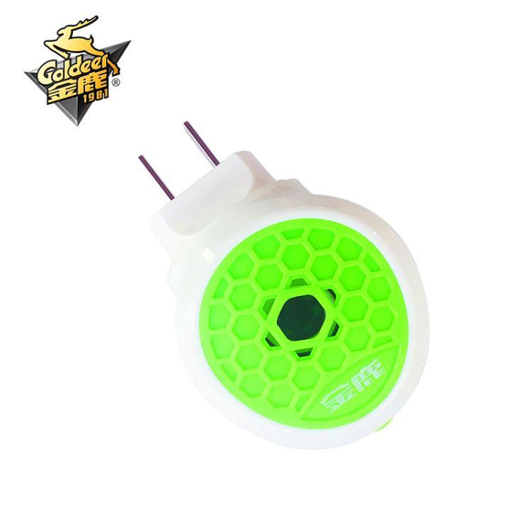 金鹿电热蚊香液用加热器蚊香机插电式驱蚊器单只装