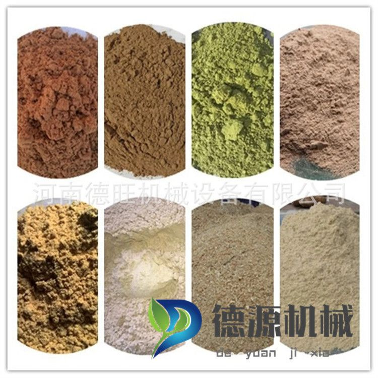 大型桂皮调料磨粉机 80目木粉机价格 环保大产量木粉机生产线