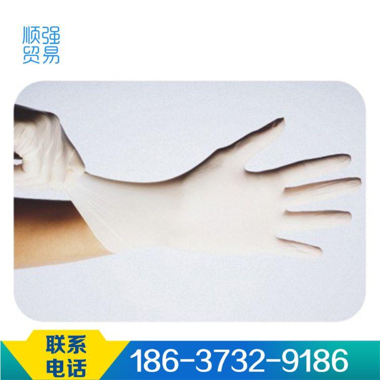 无菌一次性乳胶手套 独立包装医用手套 一次性检查手套