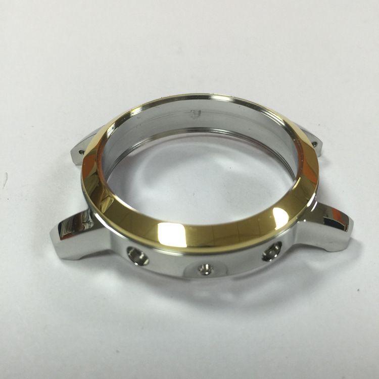 手表配件厂家供应316精钢表壳 304钢壳 合金等各类表壳加工定制