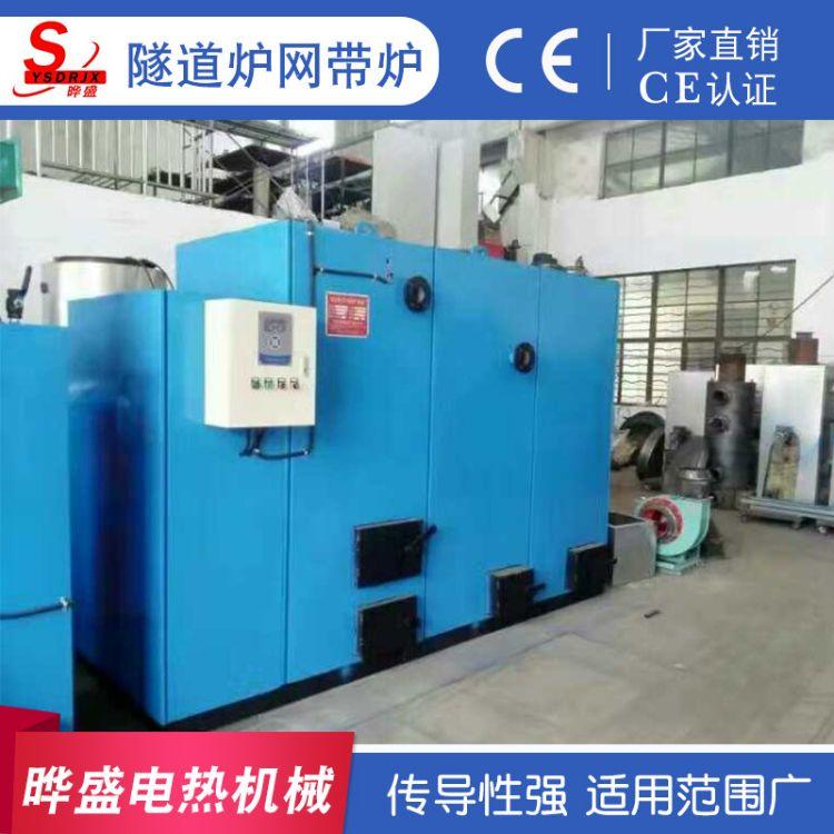 电热设备厂家直供隧道炉网带炉 隧道烘干炉 网带式烘干设备 工业干燥设备