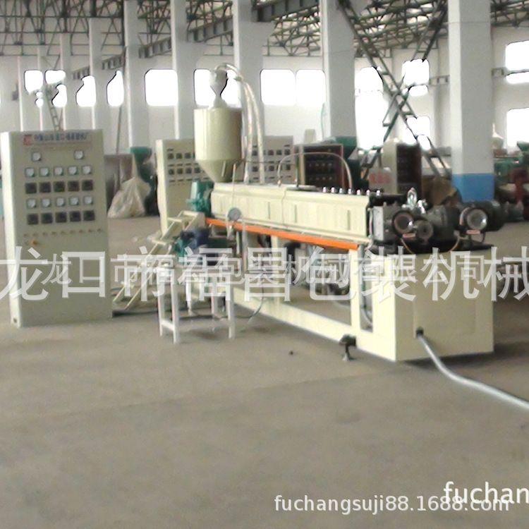 珍珠棉发泡网设备大网垫机网套机双杠气泵福昌13791284281