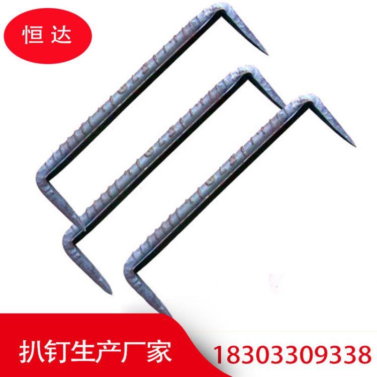 厂家专业定制扒钉 各种型号扒钉 轨道用扒钉 可批发零售
