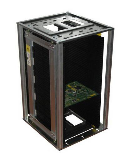 * SMT防静电上下料架(SMT上板架)集板箱静电框