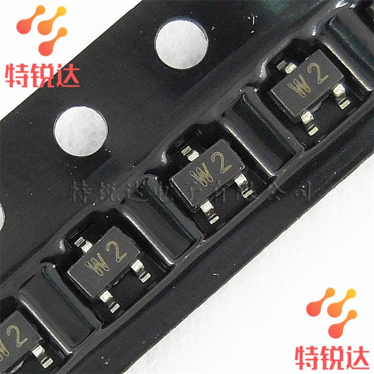 PRF957 PRF957 丝印:W2 SOT-323贴片 超高频宽带晶体管 台产现货