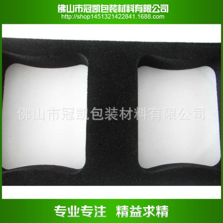 冠凯 植绒EVA内衬 EVA海绵包装内衬材料批发