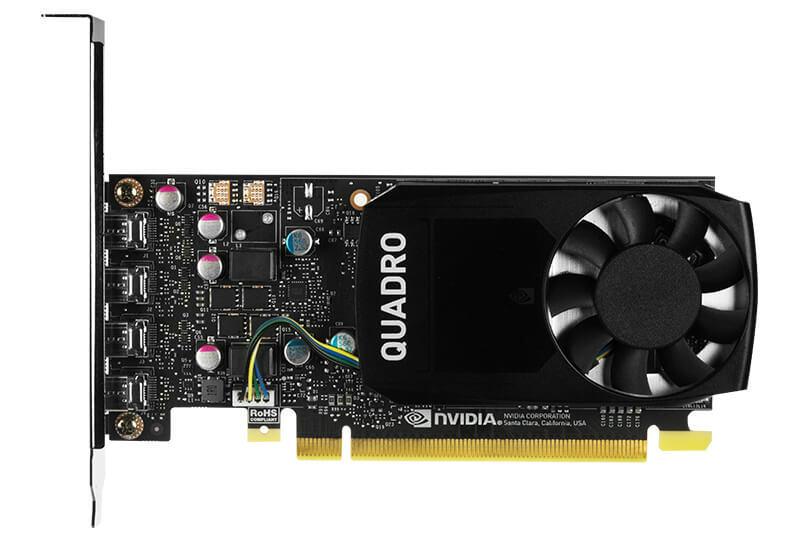 丽台Quadro P600 2GB专业图形平面设计3D建模渲染绘图显卡 超k620