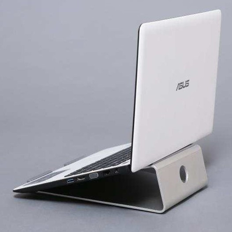 可360度旋转笔记本电脑铝合金支架铝合金笔记本旋转散热桌面支架