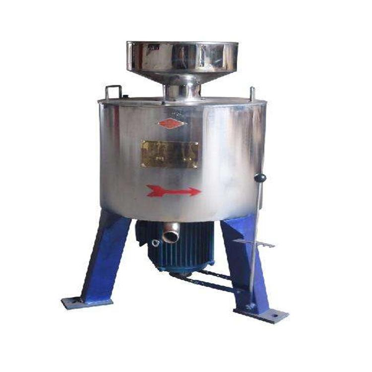 立式花生油滤油机 食用油过滤分离机 菜籽油离心式滤油机
