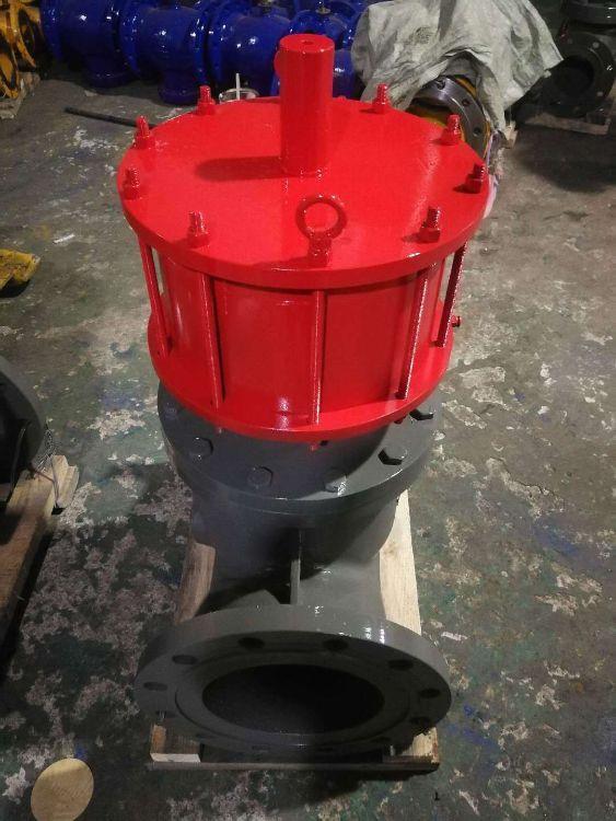 专业生产 气动程控阀截止阀 KYZJA-4.0C DN80气动程控阀