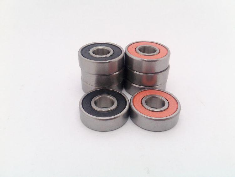 富力鸿厂家直销 60RS ABEC-7滑板碳钢轴承 轮滑、漂移板可用