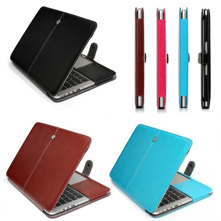 笔记本电脑Macbook pro 13寸保护壳 保护套PU皮套 内胆包13.3
